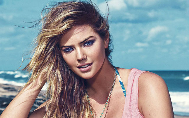 (Images) Swimsuit babe Kate Upton named as internet's 'most Googled Kate'