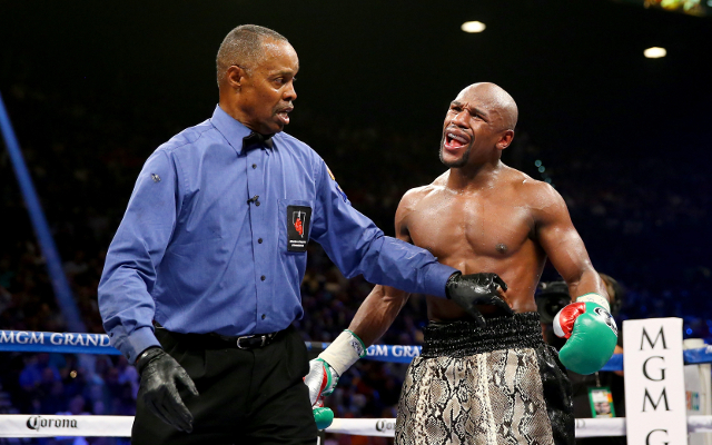 Kenny Bayless appointed referee for Mayweather vs Pacquiao