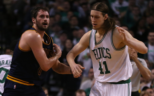 NBA news: Kevin Love holds no 'long-lasting ill will' towards Kelly Olynyk