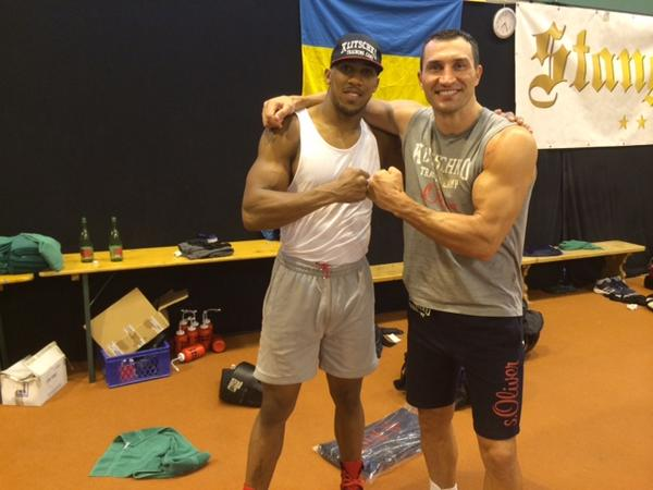Boxing news: Wladimir Klitschko says Anthony Joshua will 'dominate heavyweight division'