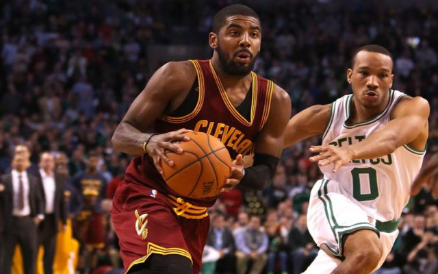 (Video) NBA Playoffs 2015 Highlights: Cleveland Cavaliers win Game 1 against Boston Celtics, 113-100, Kyrie Irving scores 30 points in playoffs debut