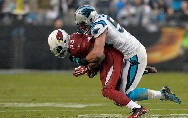 Carolina Panthers pick up fifth-year contract option for LB Luke Kuechly
