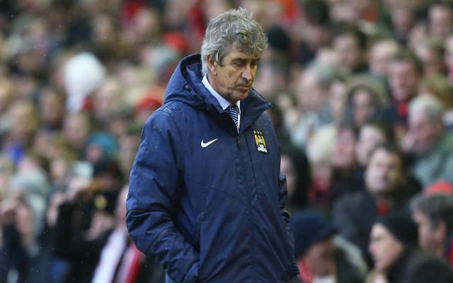 Manchester City: Five matches that could cost Etihad Stadium boss Manuel Pellegrini his job