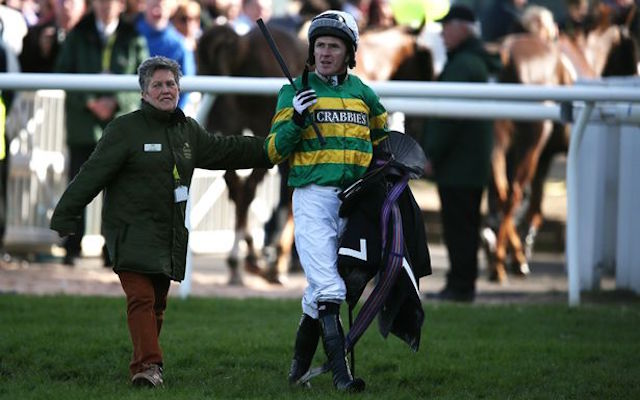 AP McCoy denied dream Grand National goodbye