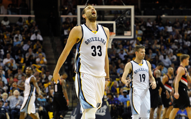 (Video) NBA Playoff Replays: Memphis Grizzlies win series against Portland Trailblazers 99-93 in Game 5, advance to Conference Semi-Finals