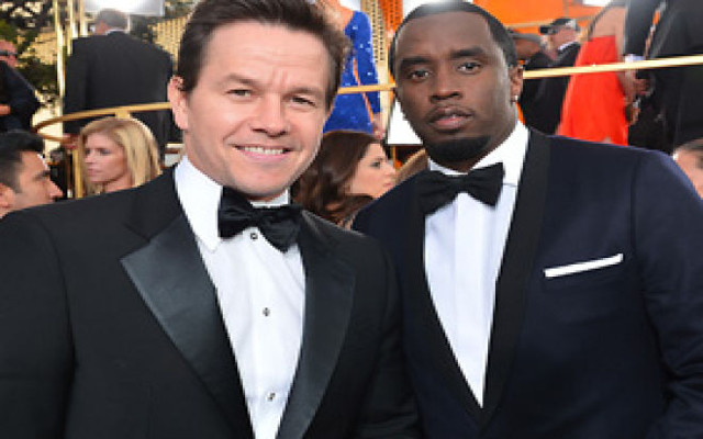 Mayweather vs. Pacquiao: Diddy and Mark Wahlberg make $250K bet