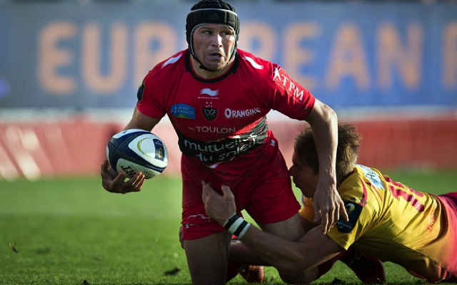 Matt Giteau: Wallabies coach Michael Cheika says France-based star will be considered for World Cup selection