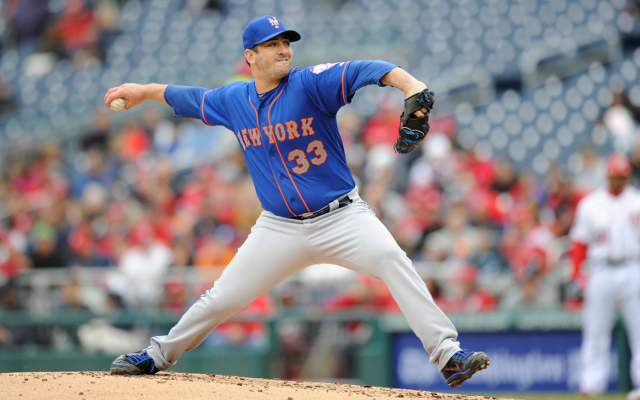 Matt Harvey dazzles in comeback start as New York Mets win series over Washington Nationals