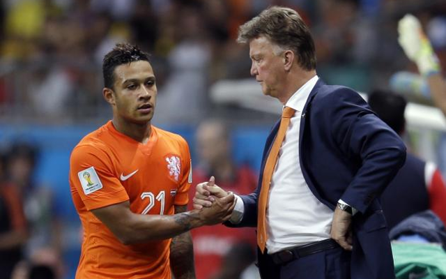 (Image) Does this tweet prove Memphis Depay is signing for Manchester United?
