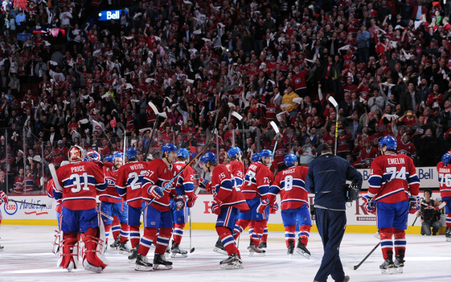 NHL Playoffs 2015: Montreal Canadiens take 2-0 series lead with overtime win over Ottawa Senators