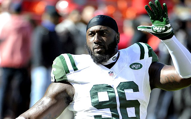 New York Jets star DE Muhammad Wilkerson skips voluntary workout