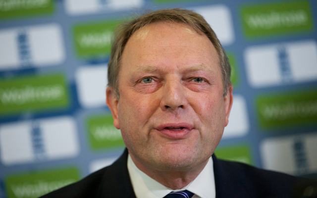ECB chief Paul Downton resigns from managing director role