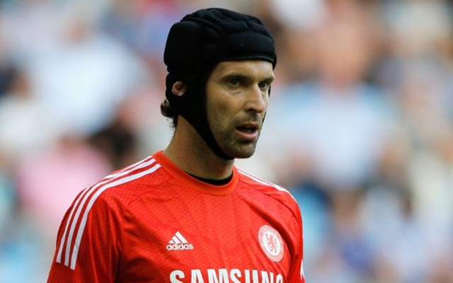 Arsenal Cech: Chelsea shot-stopper to COMPLETE £14m move after being guaranteed no.1 status