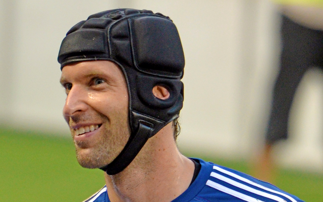 Chelsea boss Jose Mourinho to block Arsenal move for Petr Cech