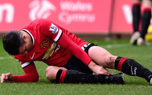 (Graphic) Arsenal and Man United rank high on Premier League injury table