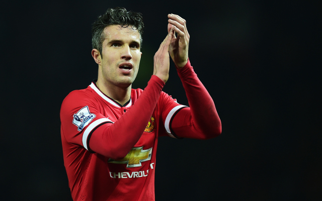 Juventus show interest in Robin van Persie, but Man United forward is not top transfer target