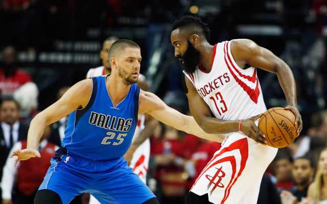 (Video) NBA Playoffs Highlights: Houston Rockets draw first blood with victory over Dallas Mavericks