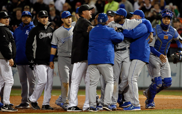 Yordano Ventura and other players involved in Royals-White Sox fight receive suspensions