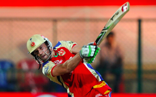 IPL highlights: Royal Challengers Bangalore thrash Mumbai Indians after huge De Villiers century