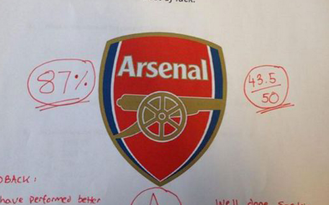 Arsenal fan keeps girlfriend – for now – after she passes Gunners quiz