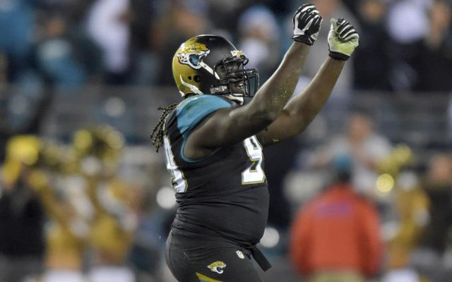 Jaguars DT Sen'Derrick Marks says publicity was why NFL hired female official