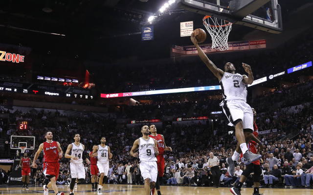 San Antonio Spurs plan to give Kawhi Leonard max contract and pursue LaMarcus Aldridge in free agency