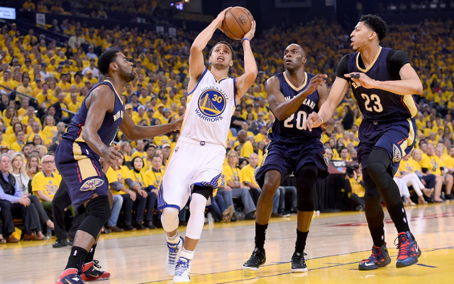 NBA Playoffs Game 2 preview: New Orleans Pelicans at Golden State Warriors