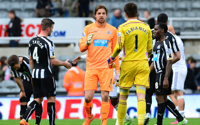 (Video) Newcastle United 2-3 Swansea City highlights: Nelson Oliveira sparks comeback with goal shortly before halftime