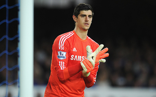 Chelsea's Courtois URGES Mourinho to sign his former team-mate