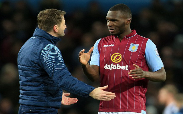 (Video) Aston Villa 3-3 QPR: Sherwood's gilet comes off again as Benteke records a hat-trick