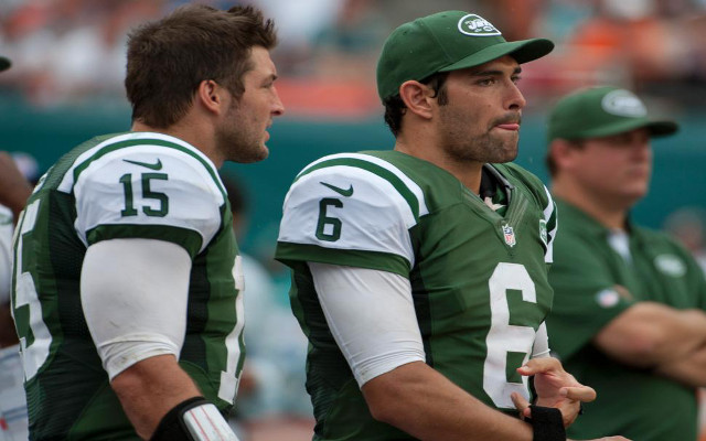 Tim Tebow in Philly: Mark Sanchez says team told him Tebow is just a camp body