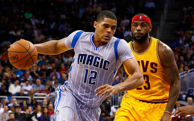 "Orlando Magic intend to re-sign Tobias Harris ""no matter what"""