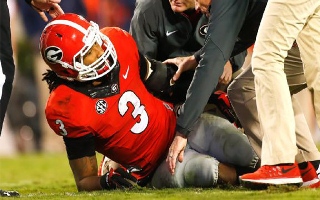 RB Todd Gurley recovered from ACL tear suffered in college ahead of NFL Draft
