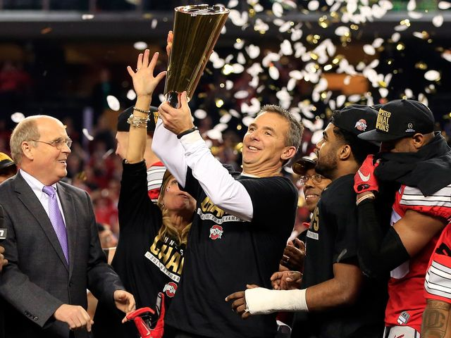 Urban Meyer signs new contract with Ohio State football, now 2nd-highest paid coach