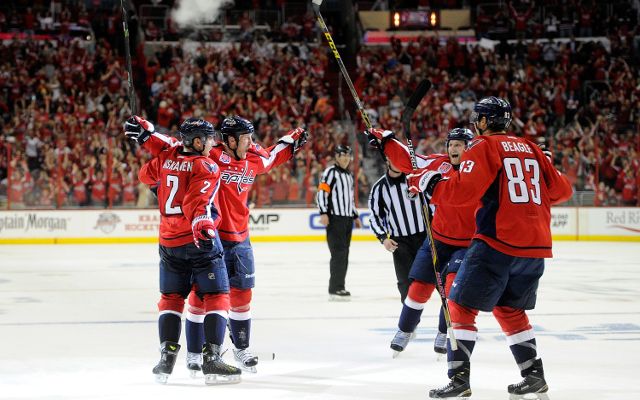 NHL Playoffs 2015: Washington Capitals rally from 3-1 deficit to even series against New York Islanders