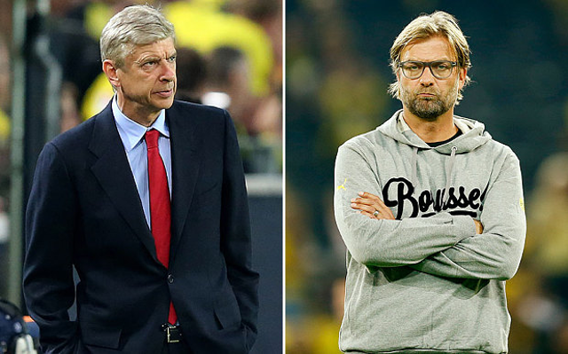 New Arsenal manager: Five alternatives to Klopp, including ex-Chelsea boss & Premier League chief
