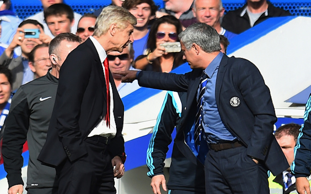 Arsene Wenger has say on Champions League disaster & Mourinho rivalry ahead of Chelsea clash