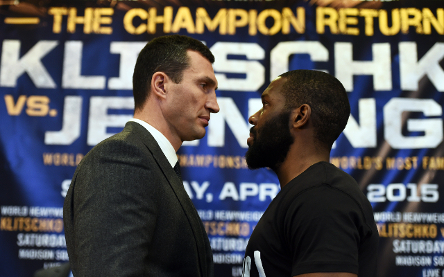 Boxing news: Wladimir Klitschko excited by return to United States to face Bryant Jennings