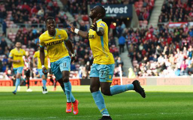 (Video) Sunderland 1-4 Crystal Palace: Yannick Bolasie scores hat trick in 11 minutes