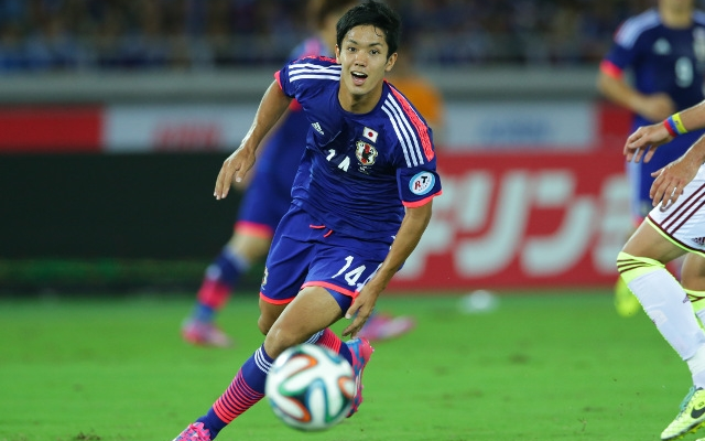 Chelsea transfer target Yoshinori Muto closes in on move after agreeing contract