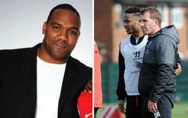 Raheem Sterling's agent labels Jamie Carragher 'a knob' and says player would turn down £900k-per-week offer