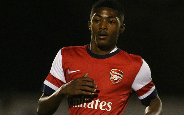 Arsenal ban youth player's mum for 'striking Dick Law'