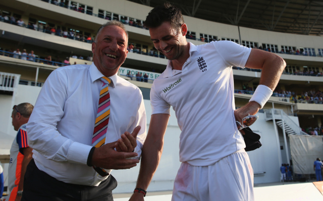 (Video) Jimmy Anderson becomes England's all-time leading wicket taker in Tests, but can't prevent a disappointing draw
