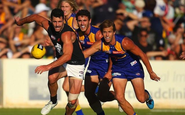 (Video) West Coast v Carlton highlights: Josh Kennedy boots 10 as Eagles thrash Blues