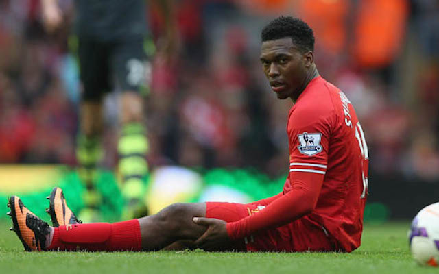 Liverpool rocked as Sturridge surgery will keep him out for five months