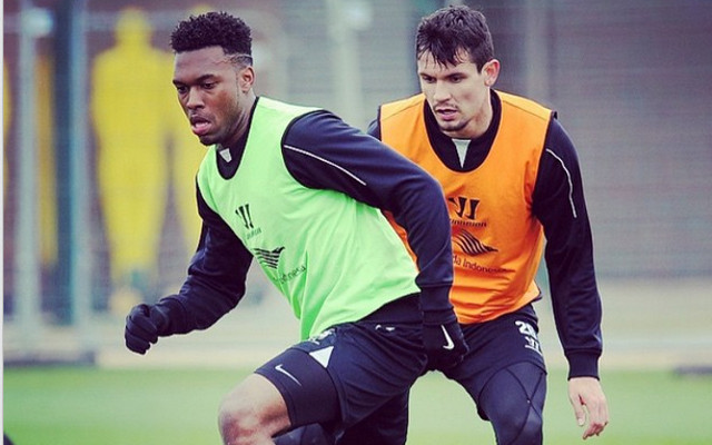 Liverpool's Daniel Sturridge backs £20m flop in brotherly Instagram post