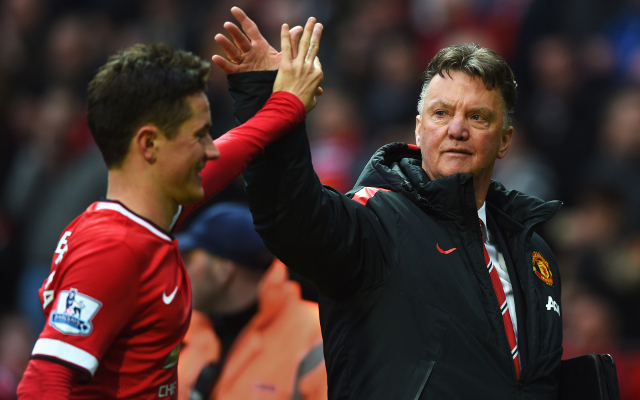 (Video) Man United 1-0 Arsenal: Herrera opens the scoring but where was Gunners marking?
