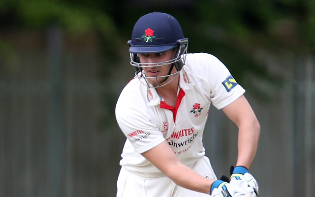 Lancashire batsman breaks world record for highest score in a one day match