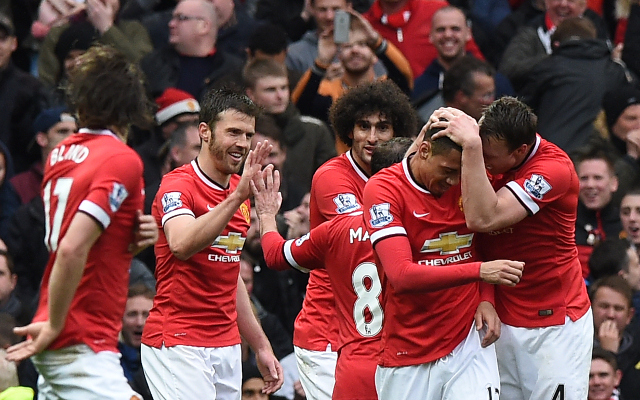 Manchester United player ratings vs Manchester City: Young and Mata the stars of the show