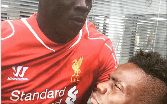Mario Balotelli uses Instagram to blast offside call which caused Liverpool FA Cup exit